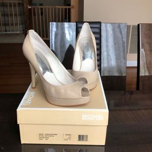 Michael Kors York Platform Shoe